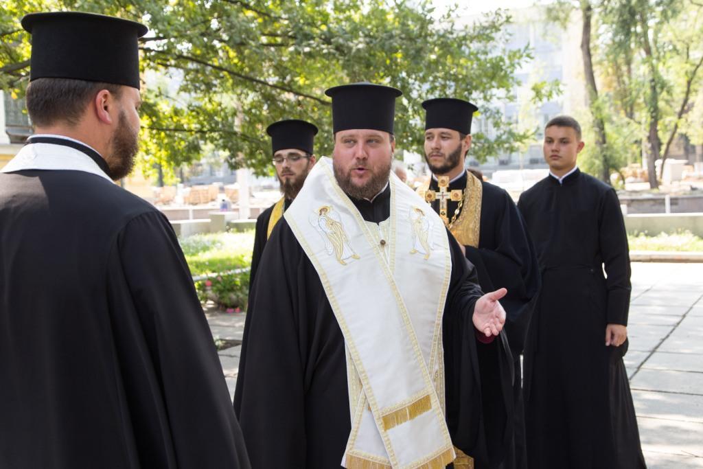День пам'яті академіка Д.І.Яворницького. 5 серпня 2018.