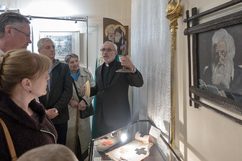 Андрей Шептицький: меценат, бізнесмен, лідер церкви та нації